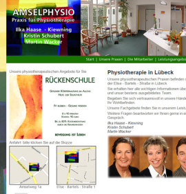 Physiotherapie Amselphysio